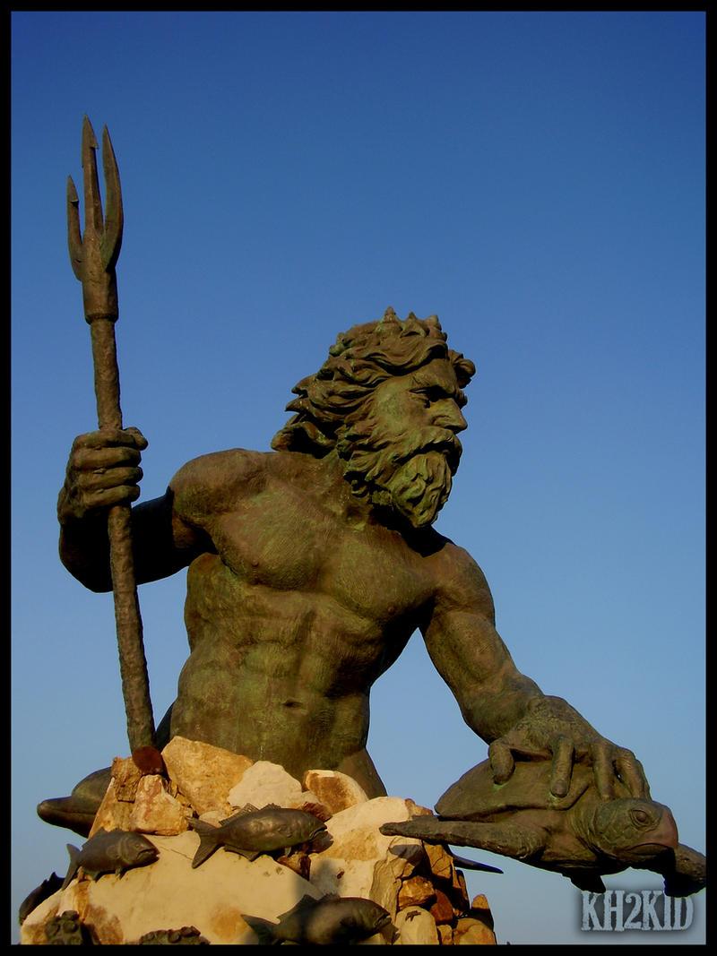 King Neptune by kh2kid on DeviantArt