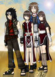Team 3 by Diyaru4500