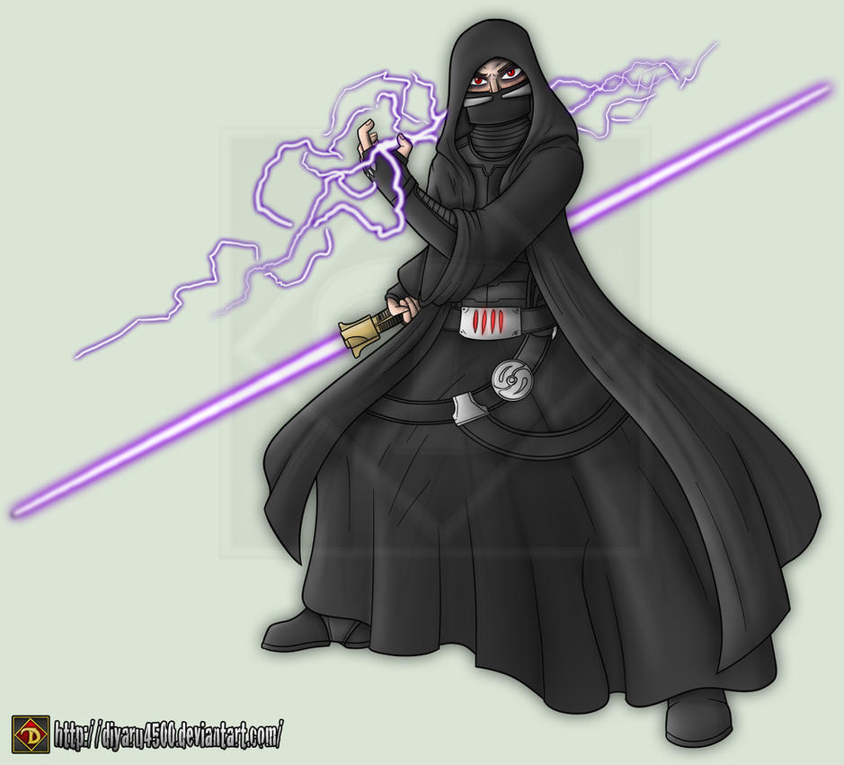 SWTOR - Darth Nox by Diyaru4500