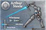 RWBY OC - Arthur Steele