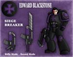 RWBY - Edward Blackstone