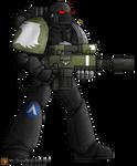 WH40K - Malek the Devastating Sniper