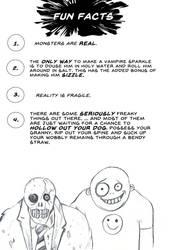 Fun Facts by necronomiconjones