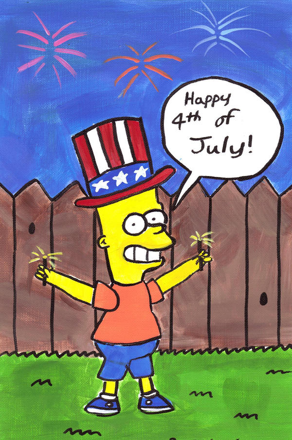 Happy 4th of july by djgames on deviantart - Djgames deviantart ...