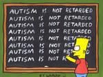 Autism is not Retarded