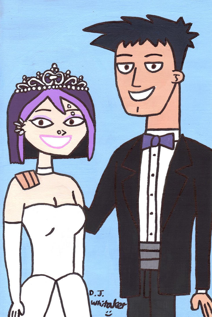 Nikki and Jonesy's Wedding by DJgames