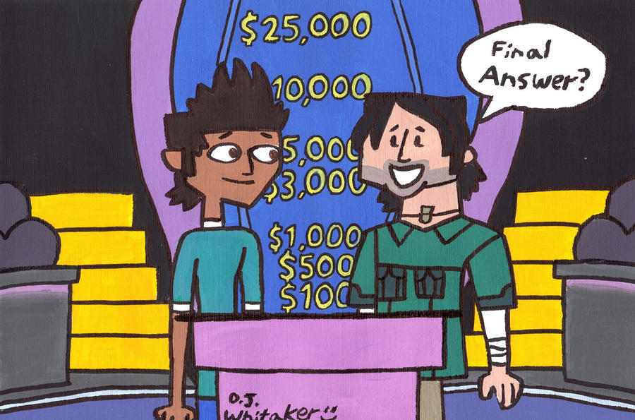 Revenge of the Millionaire by DJgames