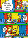Simpsons on the Price is Right Revisited