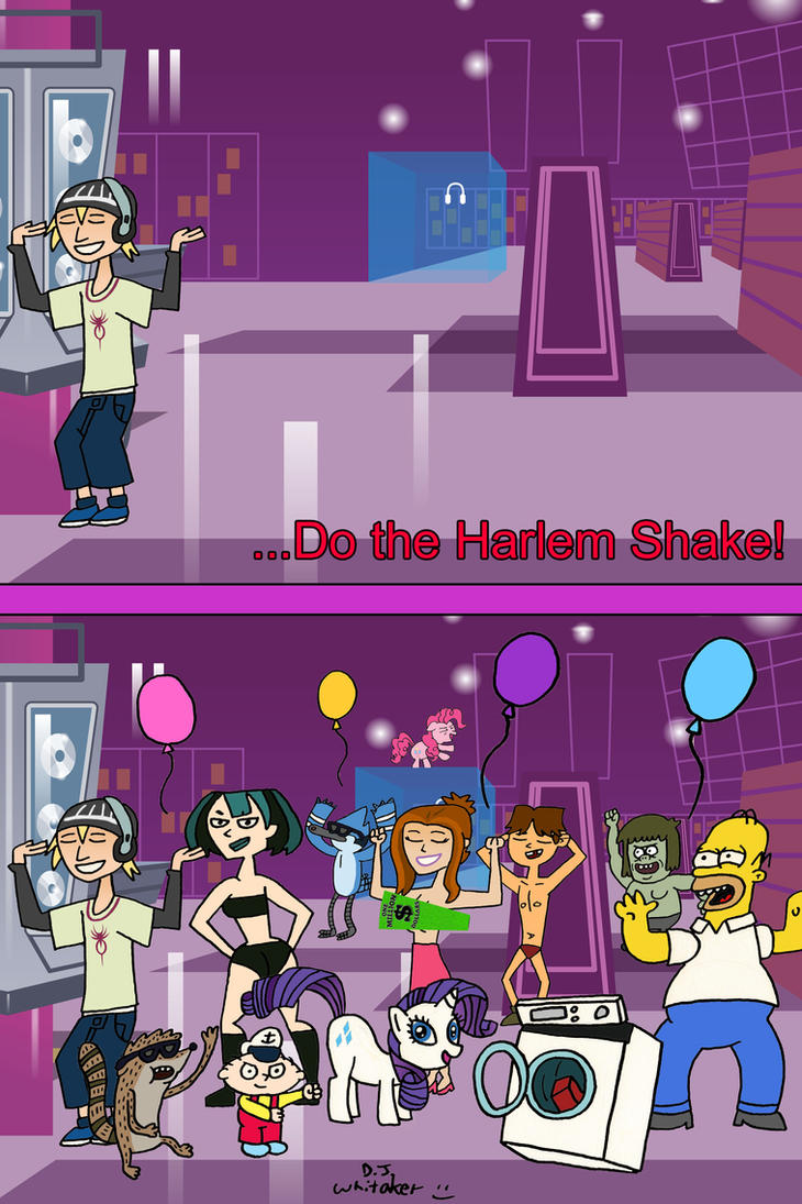 Do the Harlem Shake by DJgames