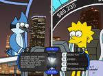 Mordecai vs Lisa in Million Second Quiz
