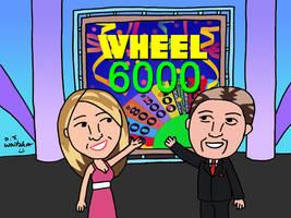 WHEEL 6000 by DJgames