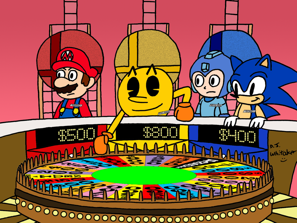 Wheel of smash by djgames on deviantart - Djgames deviantart ...