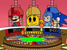 Wheel of Smash by DJgames