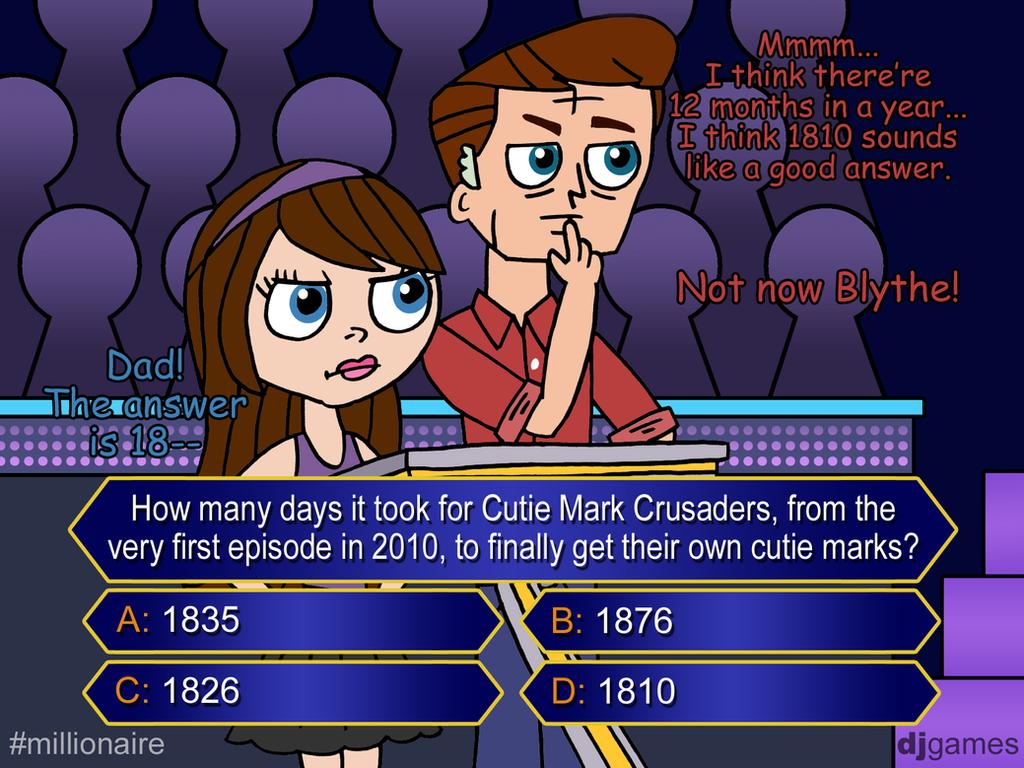Math Sucks on Millionaire by DJgames