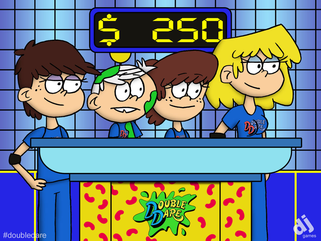 Loud House on Double Dare