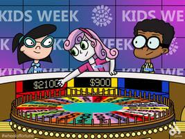 It's Kids Week on Wheel (Request) by DJgames