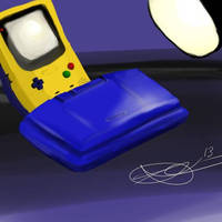 Nintendo Still Life by TigerUchimaru