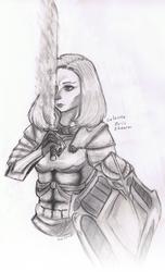 Calessia by TigerUchimaru