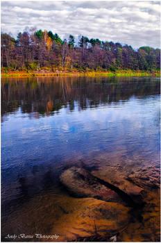 Lithuania River Nemunas