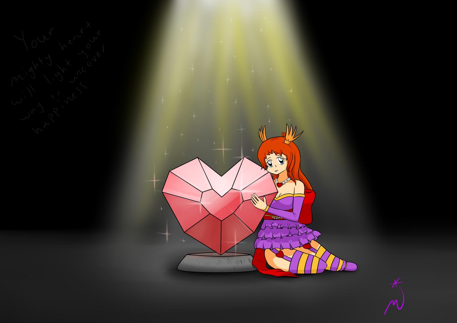 Izka's Gift by Dumdodoor