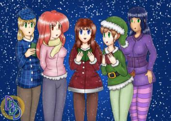 Holiday Special: Carol Girls by Dumdodoor
