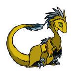 Yellow Raptor Adopt