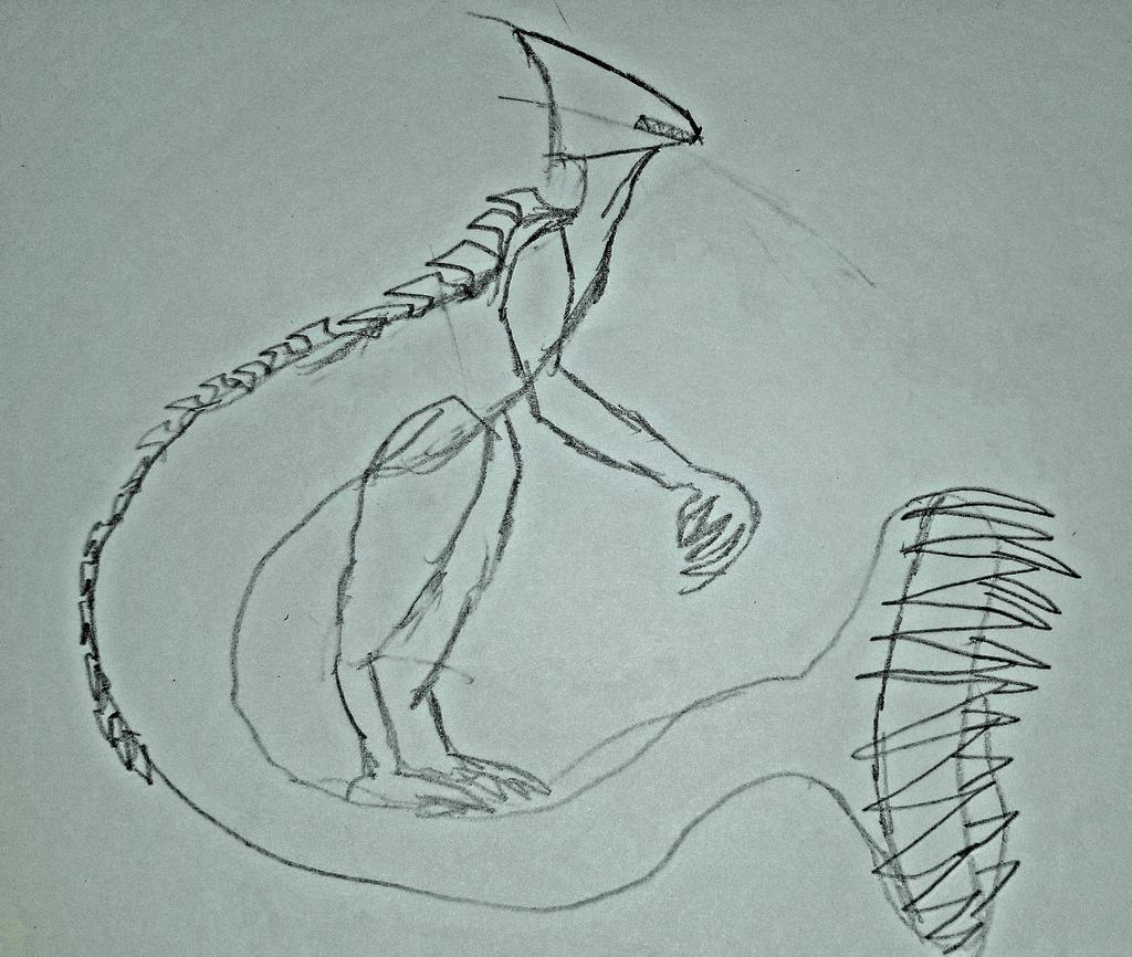 Biomechanical god by mechadarkmewtwo