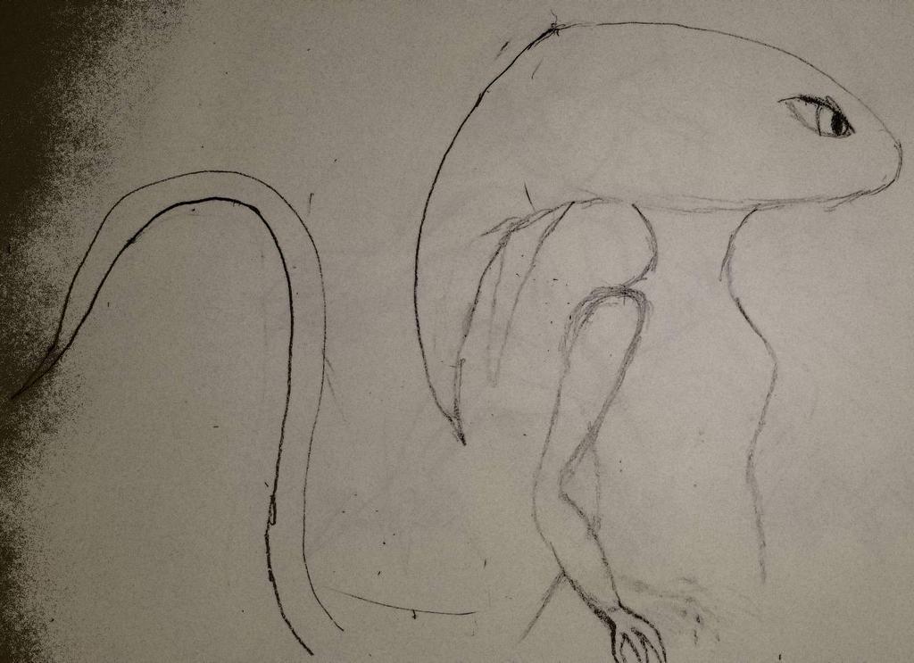 Xentriarch half body (improved anatomy) by mechadarkmewtwo