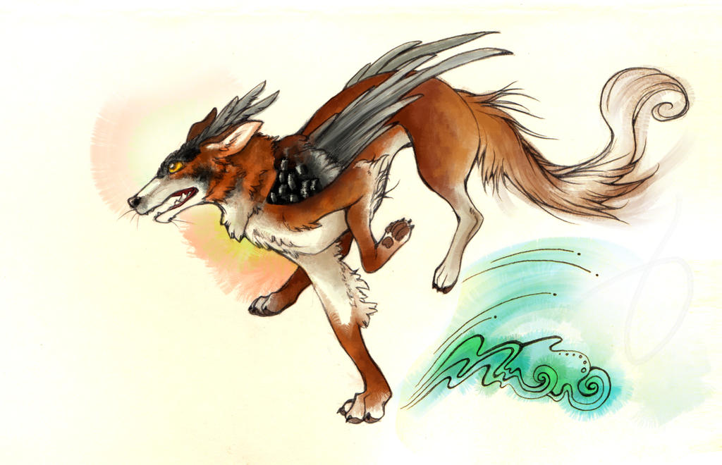 Windhound by cursed-sight