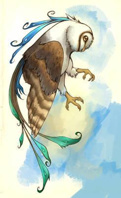 Ornate Owl