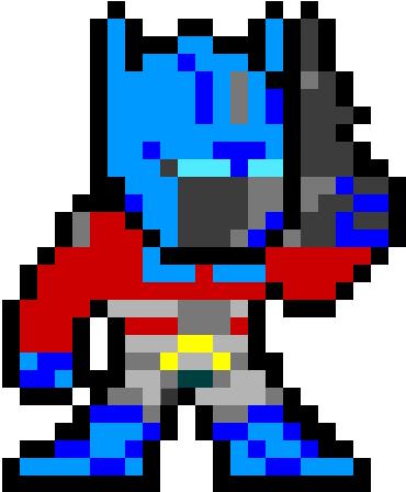 Optimus Prime by SnowdropPax