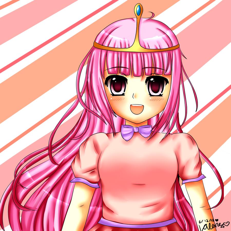Princess Bubblegum by Astrea-Lin