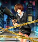 Psycho Pass - Akane