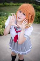 Love Live! Sunshine!! Chika by Astrea-Lin