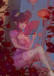 Cerise by Astrea-Lin