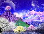 Cosmic AlpScape II