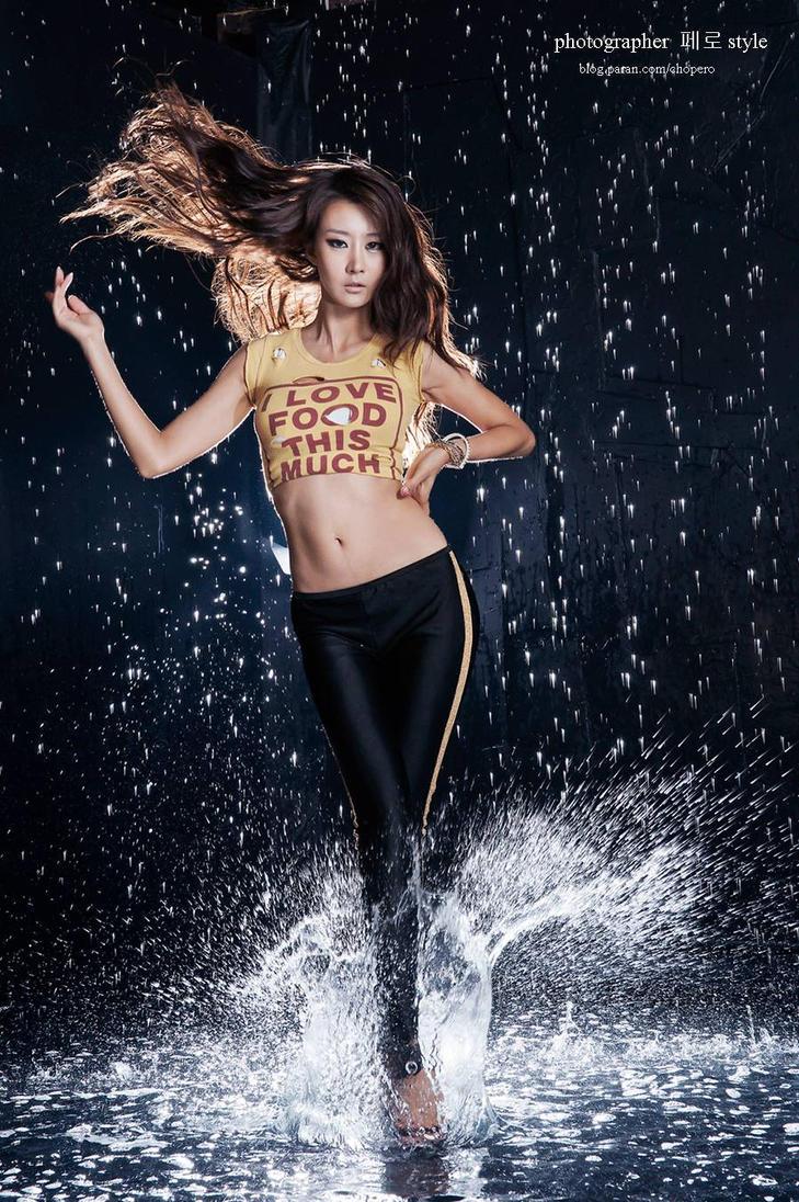 I love When It Rains by ParkLeggyKorean