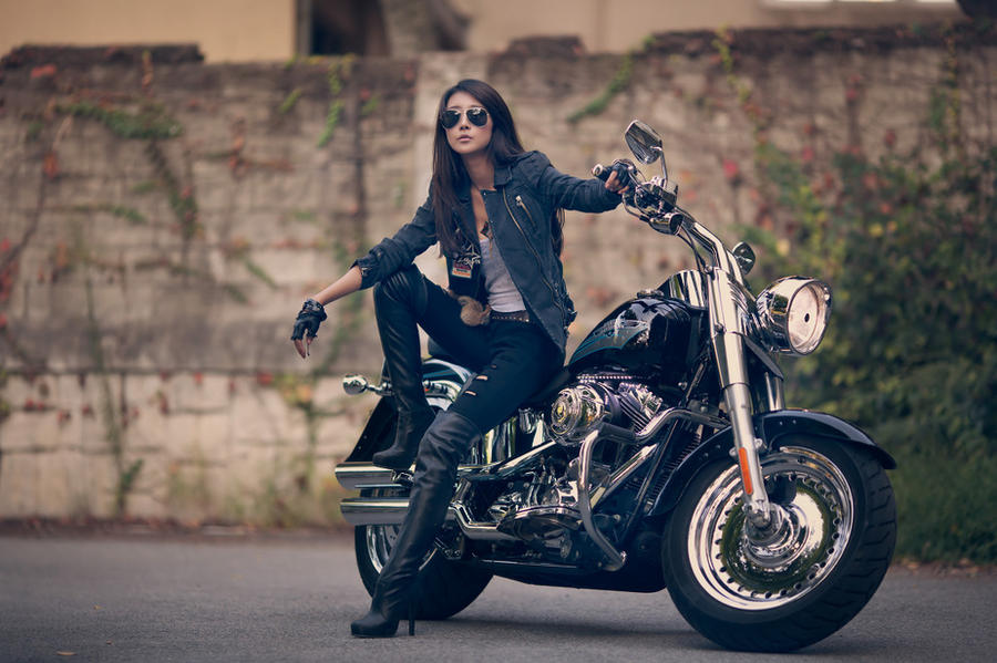 Babe Hot Outlaw Biker Women - Sex Porn Images
