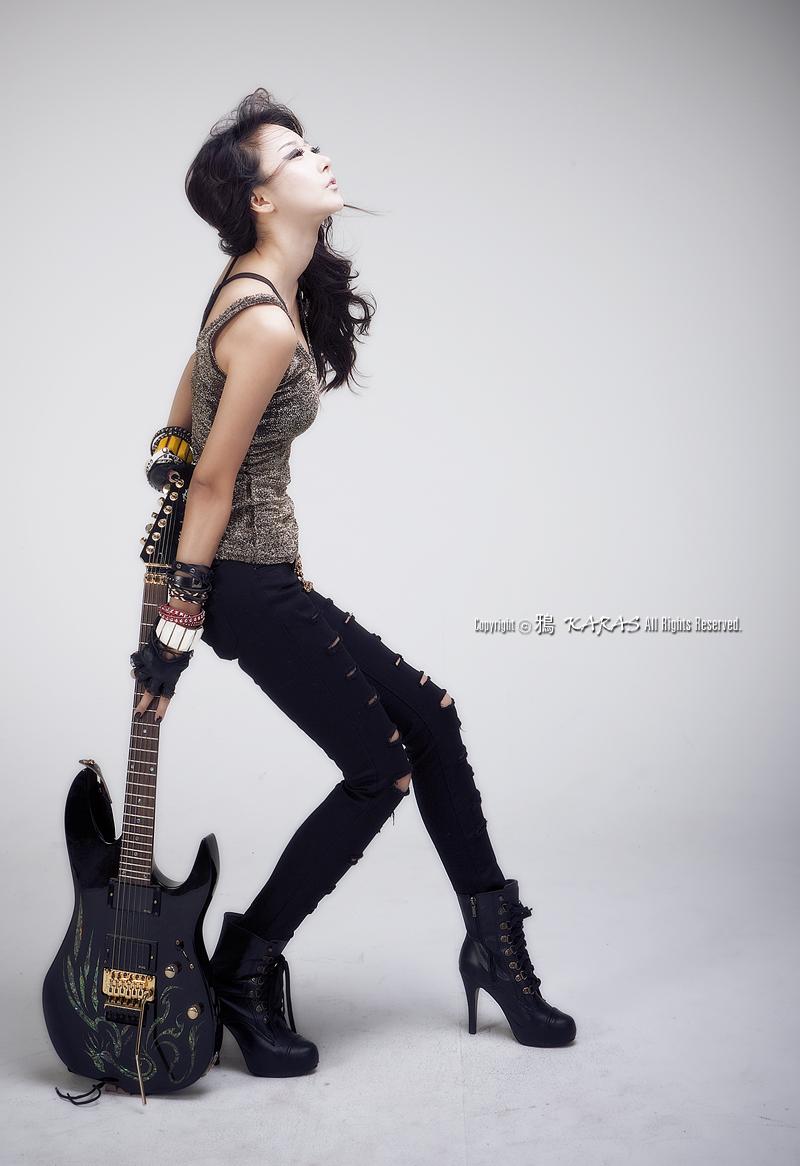 Rock N Roll By Parkleggykorean On Deviantart