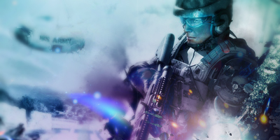 Solider by AHDesigner