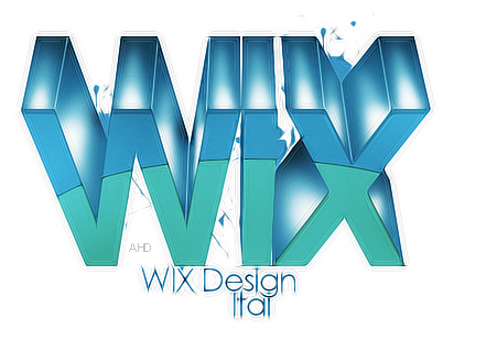 WIX by AHDesigner