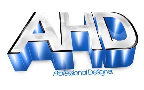 AHDBlue by AHDesigner
