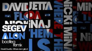 SegevA Remix by AHDesigner