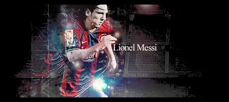 Messi by AHDesigner