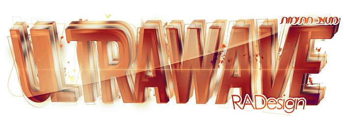 UltraWave2V4 by AHDesigner