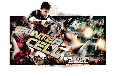 SplinterCell by AHDesigner