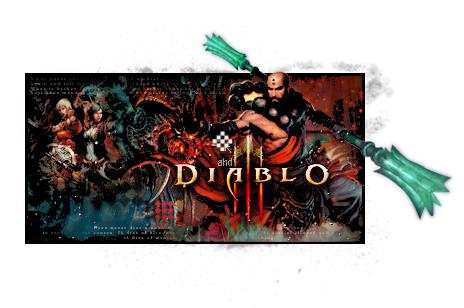 Diablo III by AHDesigner