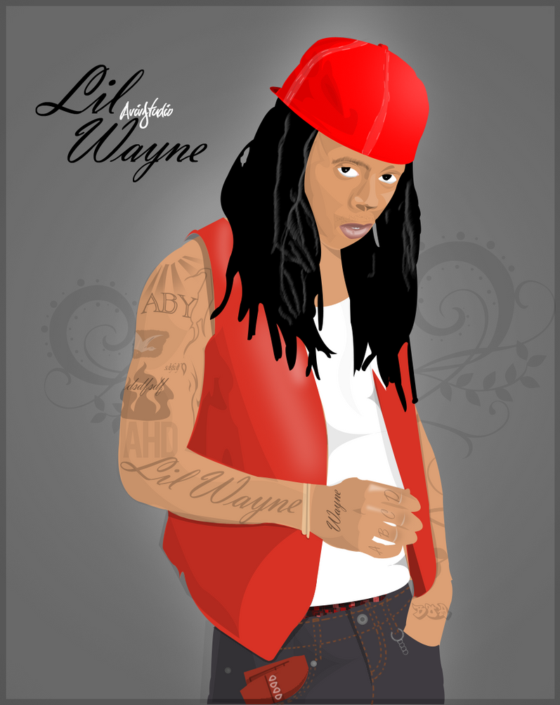 LilWayne by AHDesigner