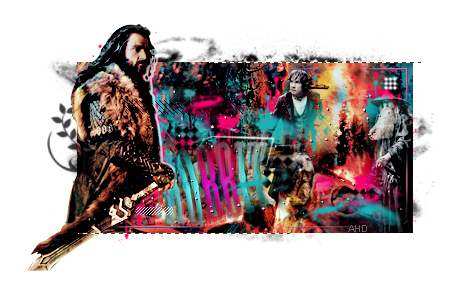 Hobbit by AHDesigner