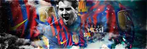 Lionel MessiV2 by AHDesigner